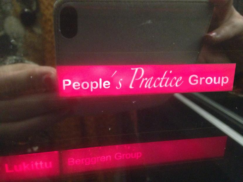 People's Practice Group logo